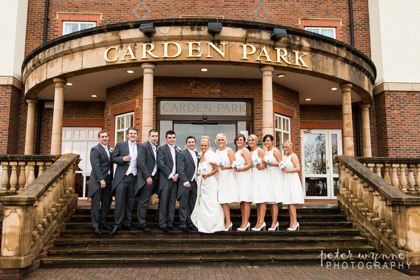 Carden Park Group Photo