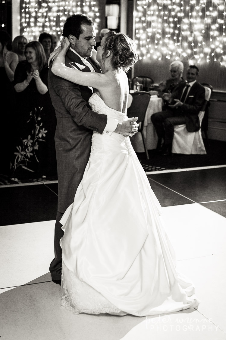 grosvenor pulford first dance