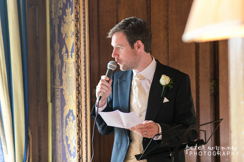 soughton hall speeches