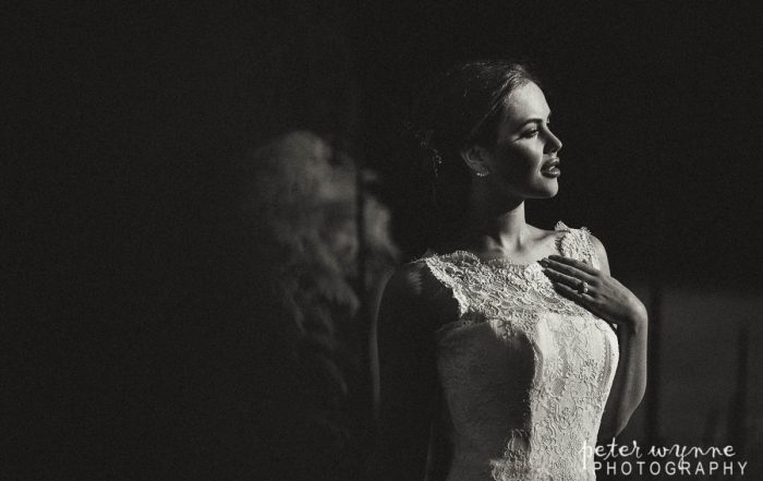 bridal portrait at abbeywood estate