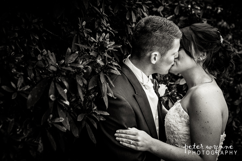 Doubletree Hilton Wedding Photographer