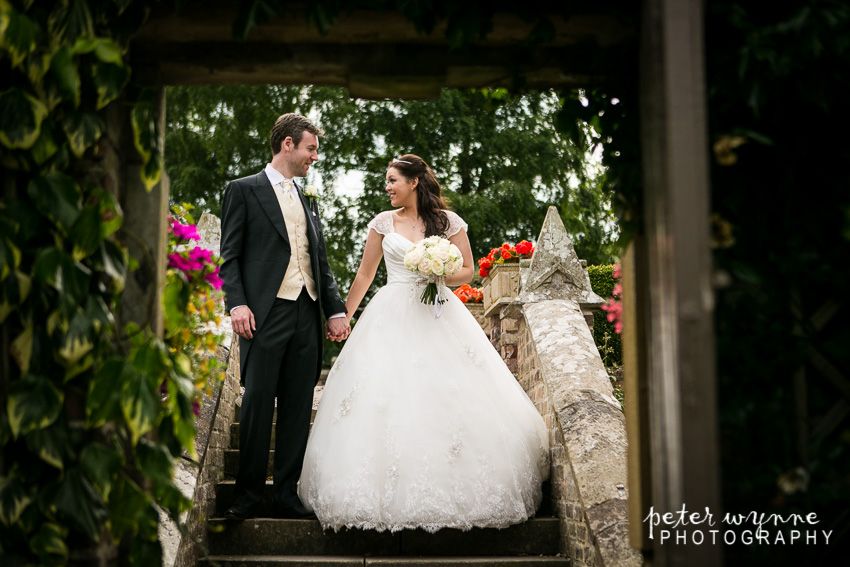 soughton hall wedding