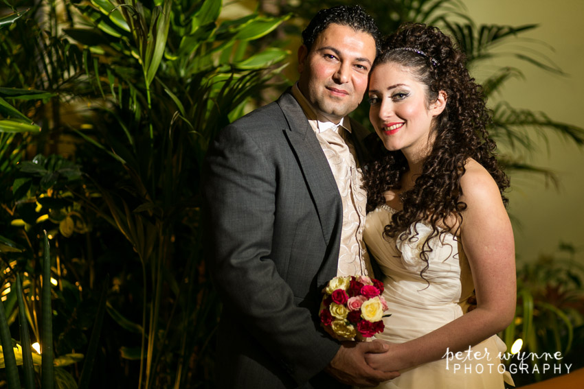 Manchester Wedding of Rozita & Reza
