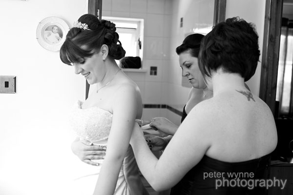 Rossett Hall Wedding Photographer Wrexham