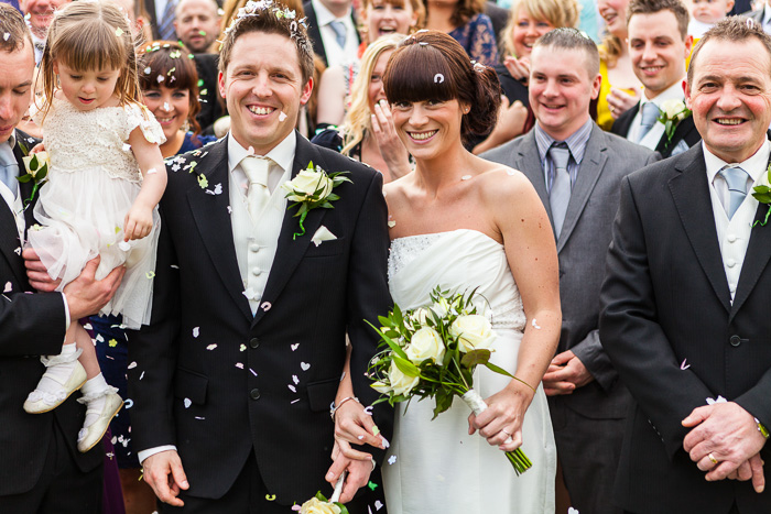 Northop Hall Confetti photo