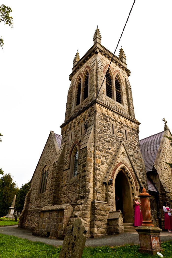 St Marys Church Minera