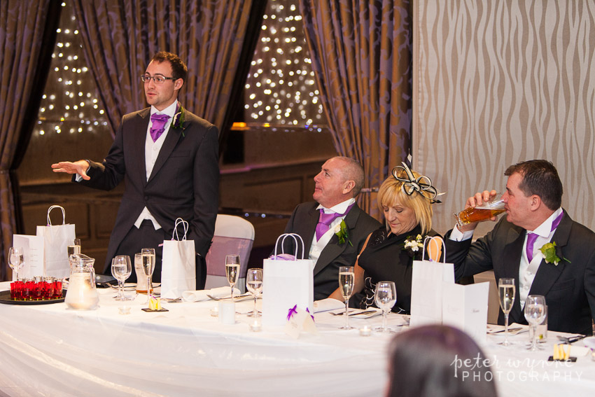 Grosvenor Pulford speeches