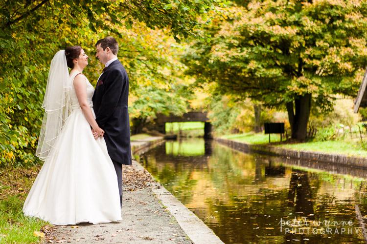 Llangollen Canal Portrait