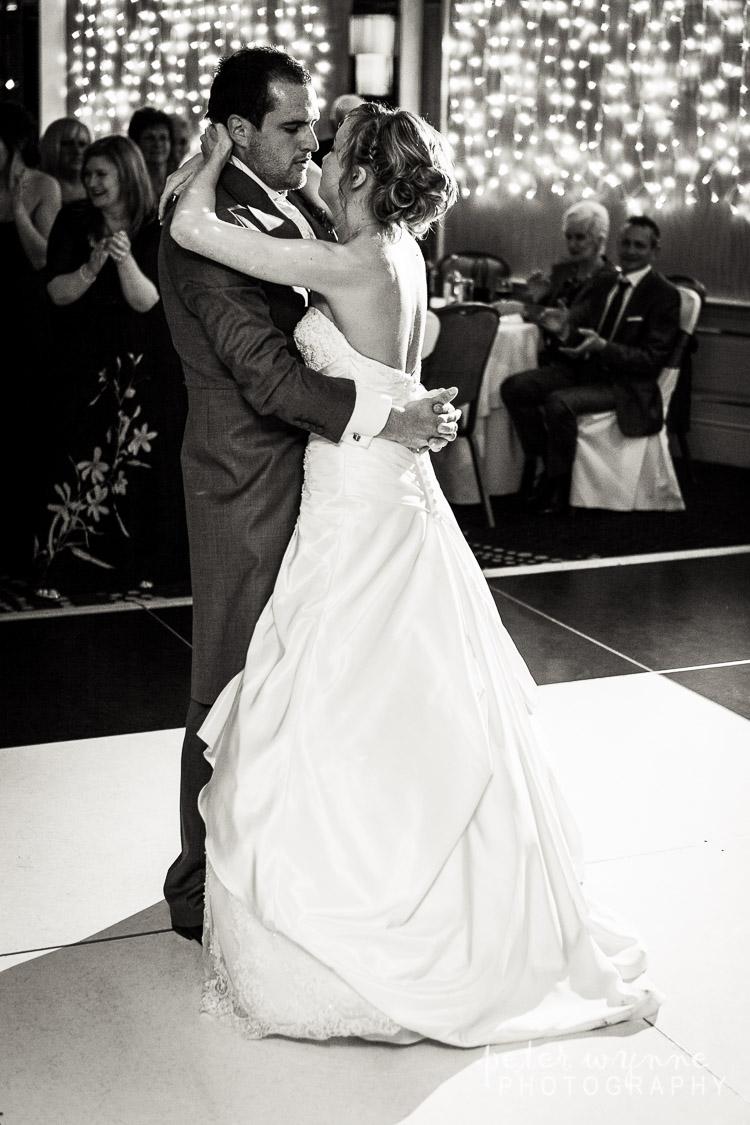 grosvenor pulford first dance