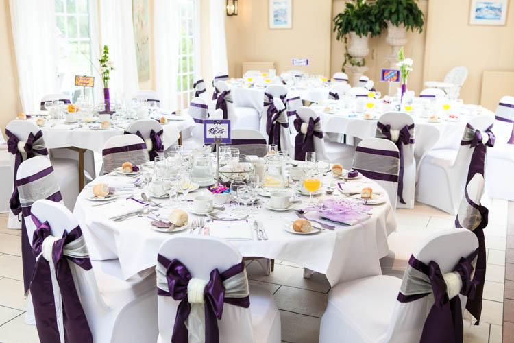 The Oriel Hotel reception