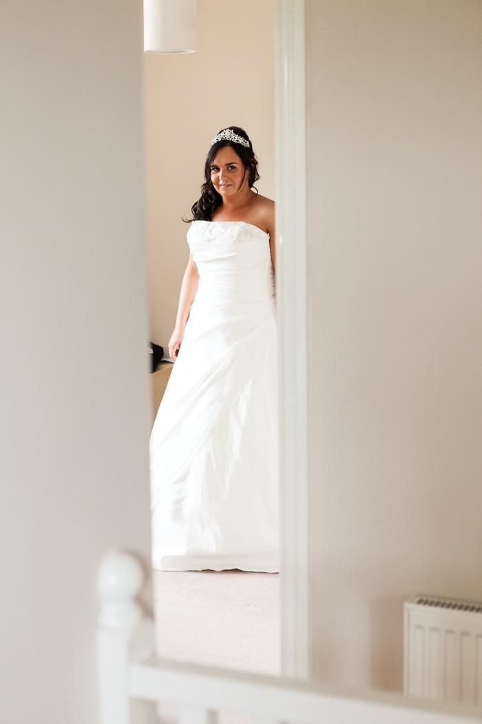 wedding preparations