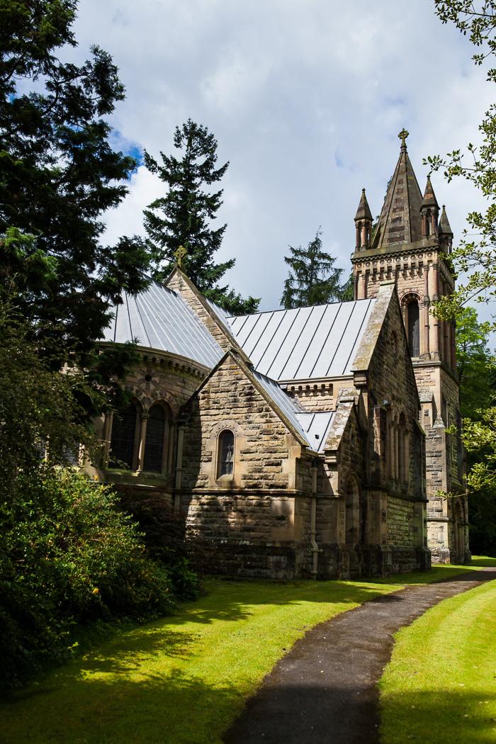 Bersham St Marys Church