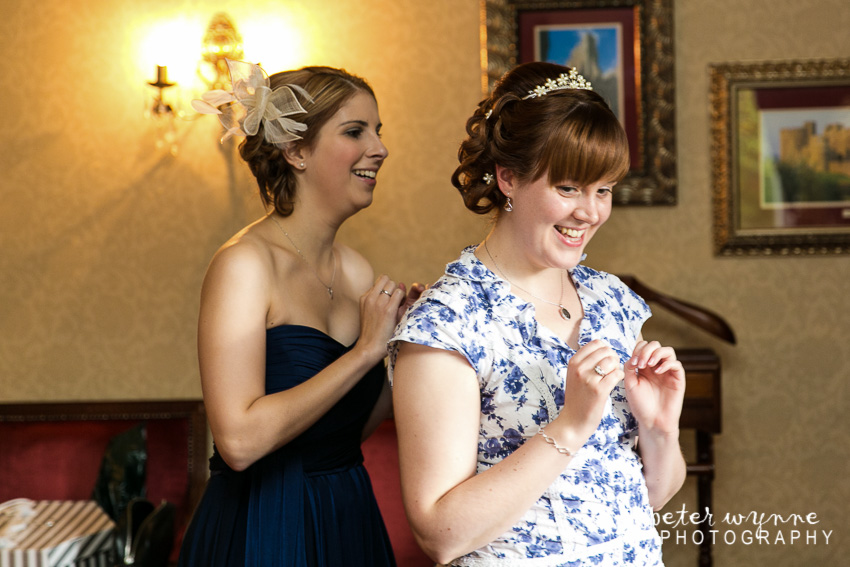 Llyndir Hall Wedding
