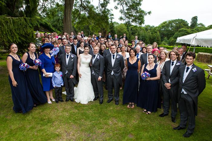 Trevor Villa Barn Wedding