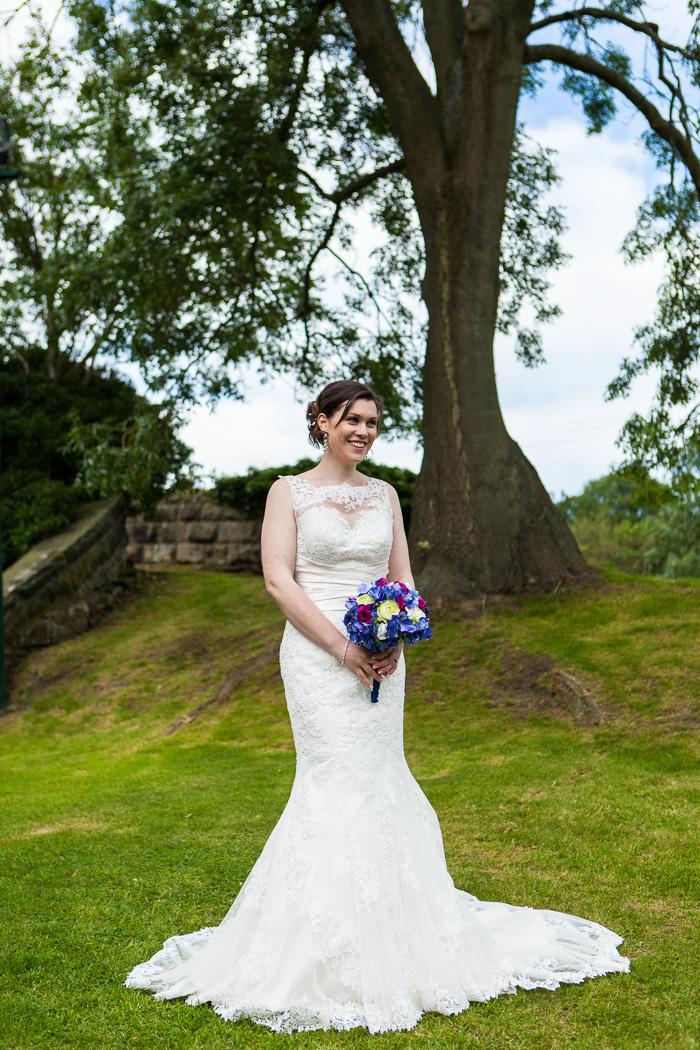 Bridal Wedding Portrait