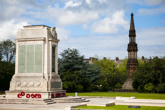 Birkenhead Town Hall Memorial