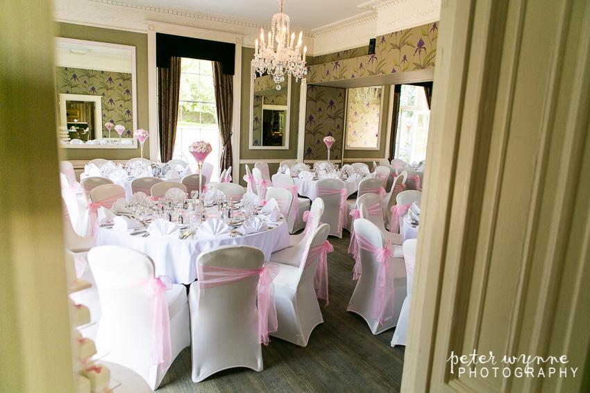 sweeney hall wedding