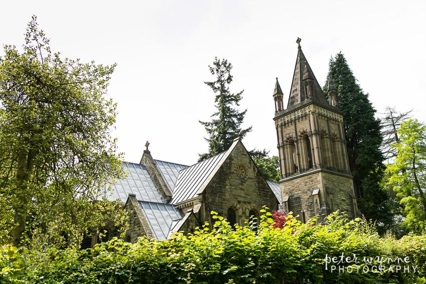 st marys church bersham