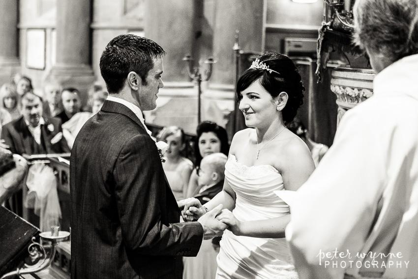 st marys wedding