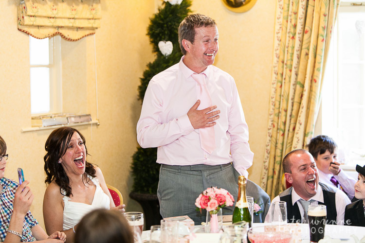 Speeches at Holt Lodge
