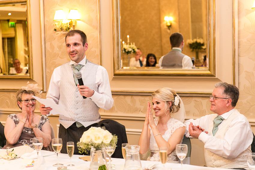 Rowton Hall Wedding