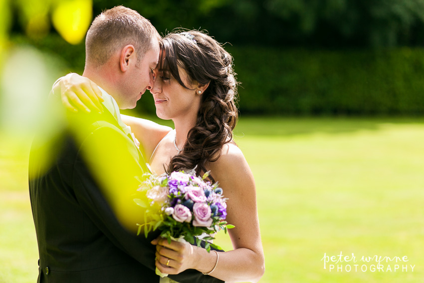 ruthin castle wedding