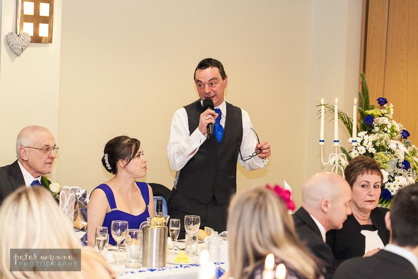 Tytherington Golf Club Wedding